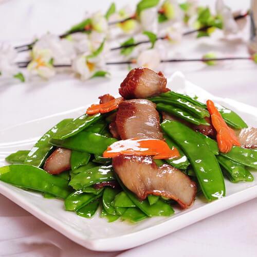 可口的豆角炖肉的做法