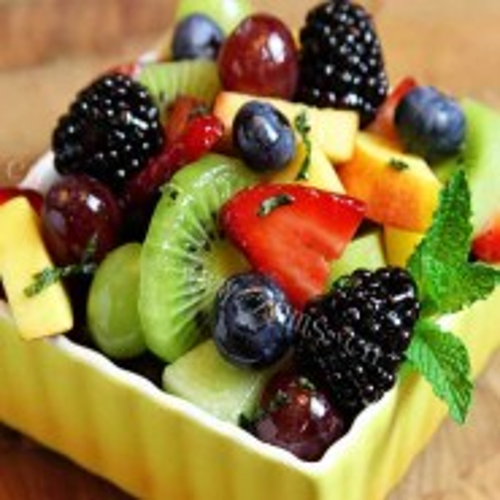 #爱美食#季节水果沙拉