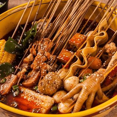 乐吃串串锅一个行业当中的新兴品牌