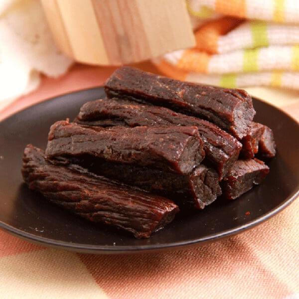 风干干牛肉的做法