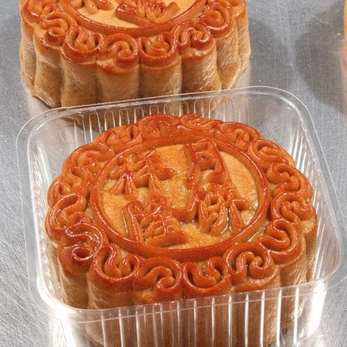 美味小龙虾月饼