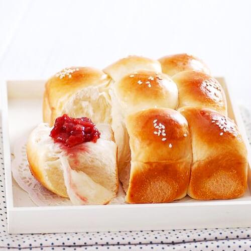 好吃的原味面包