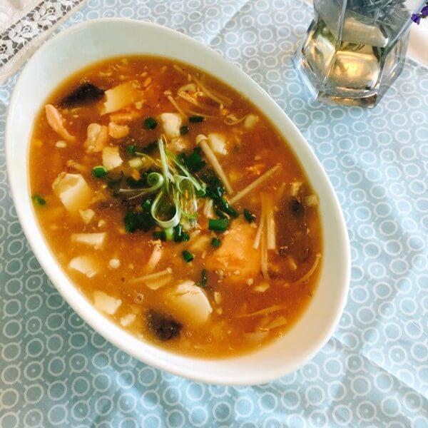美味的味噌汤
