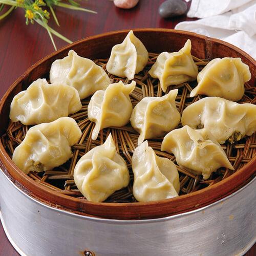 好吃的牛肉萝卜蒸饺的做法