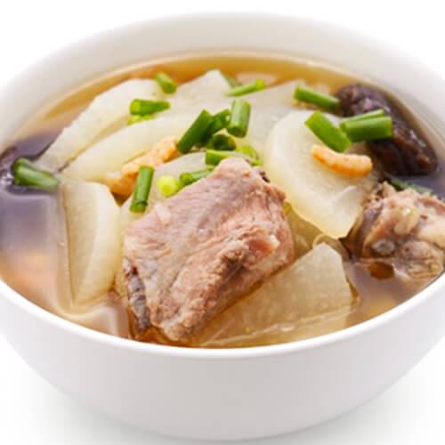 羊骨头汤的做法