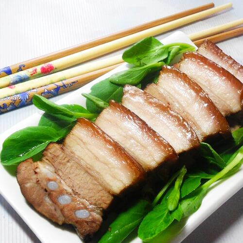 虾酱五花肉