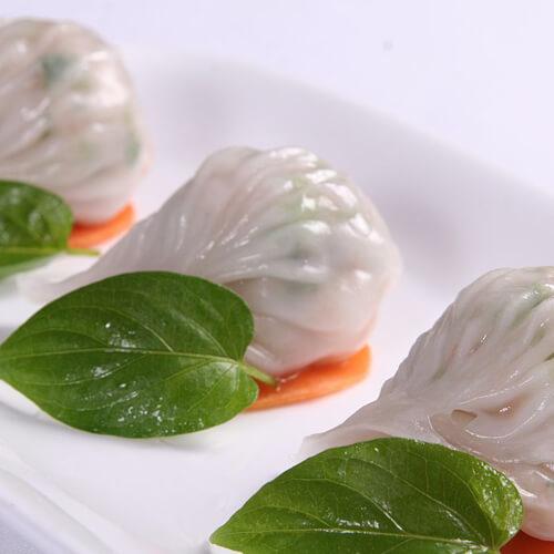 黄瓜鲜虾水饺