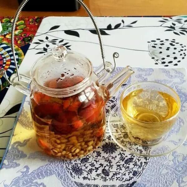 自制减肥茶