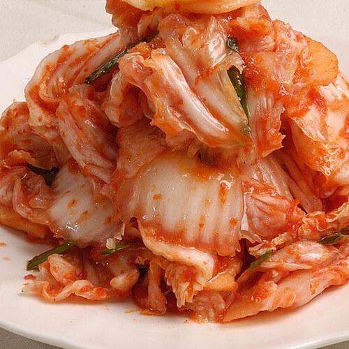 美味的韩国泡菜的做法