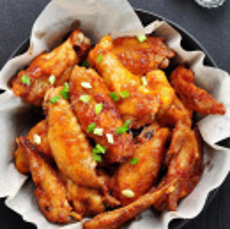 美味的糯米鸡翅