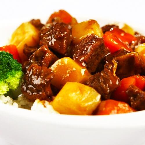 土豆牛肉的家常做法