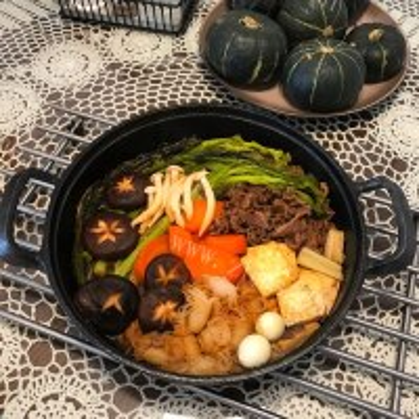 好吃的日式牛肉火锅