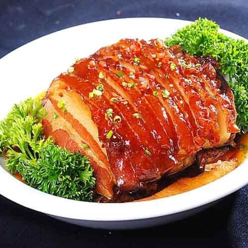 美味下饭的王栏树梅菜扣肉