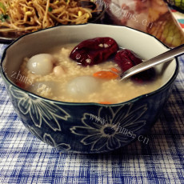 养生桂圆粥