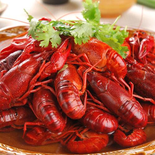 麻油烧酒虾