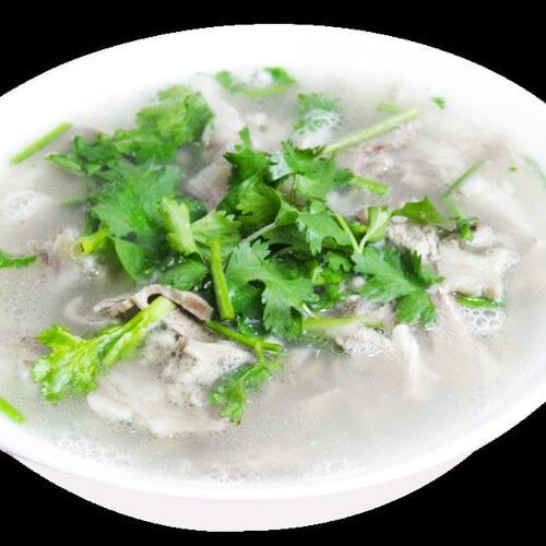美味果香玉米肉汤