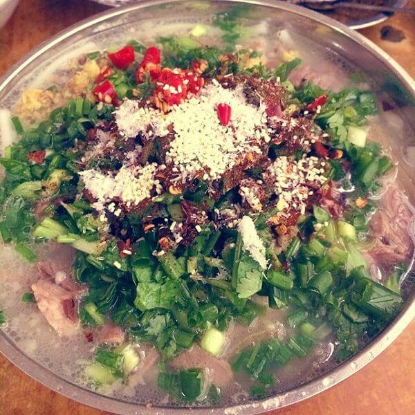 砂锅羊肉粉的做法