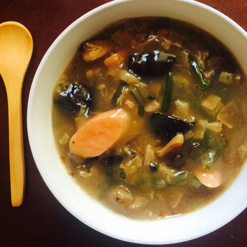羊肉胡辣汤的做法