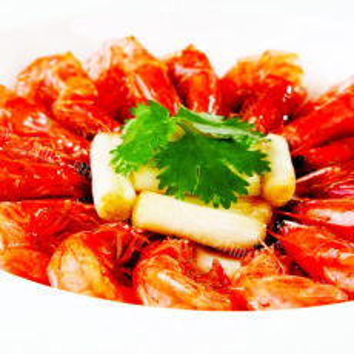 鲜美潜江五七油焖大虾