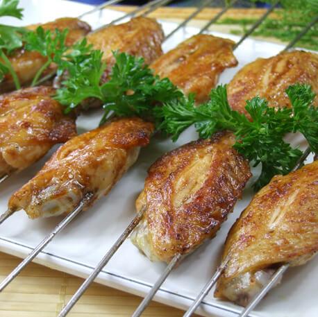 希腊烤鸡翅