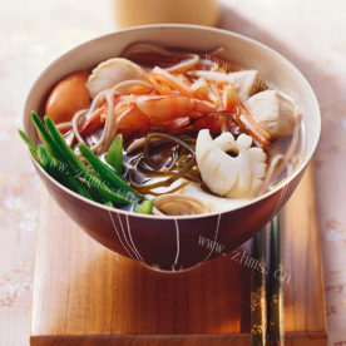 秋葵海鲜汤