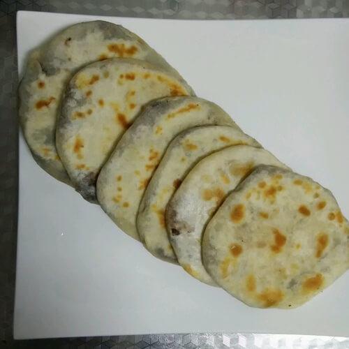 美味脆皮烧饼的做法