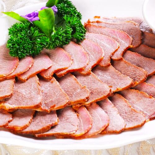 美味的清真牛肉的做法