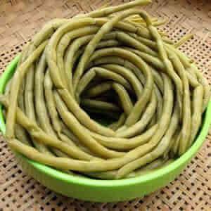 泡酸豇豆的做法