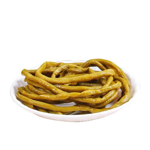 简单的泡酸豇豆的做法