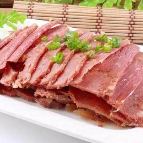 美味的平遥牛肉