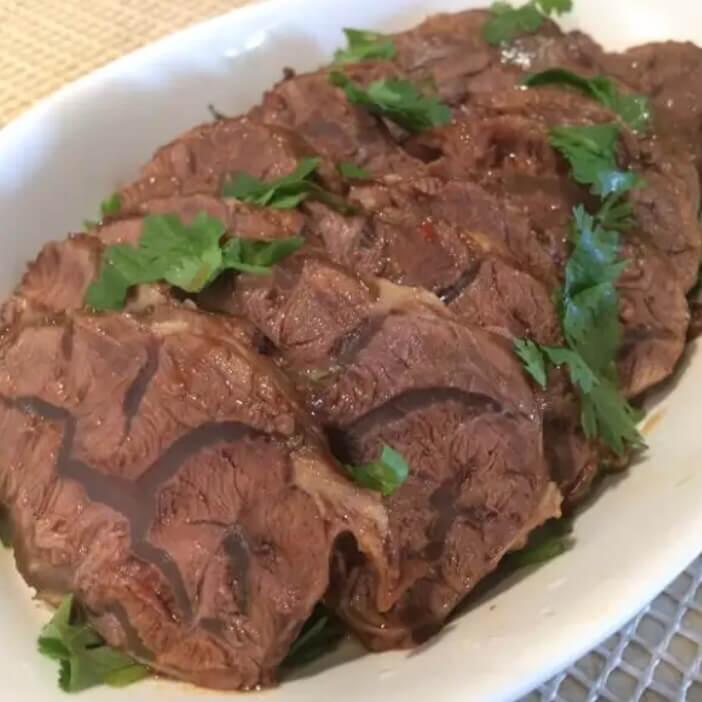 酱牛肉制作方法