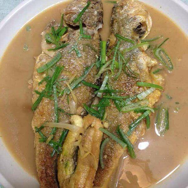 好吃的红烧黄鱼的做法