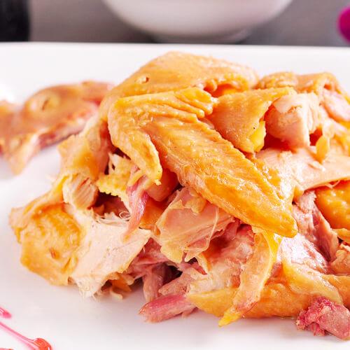 美味的糖醋鸡肉的做法