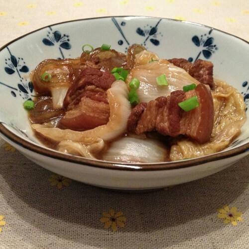 高压锅炖猪肉的做法
