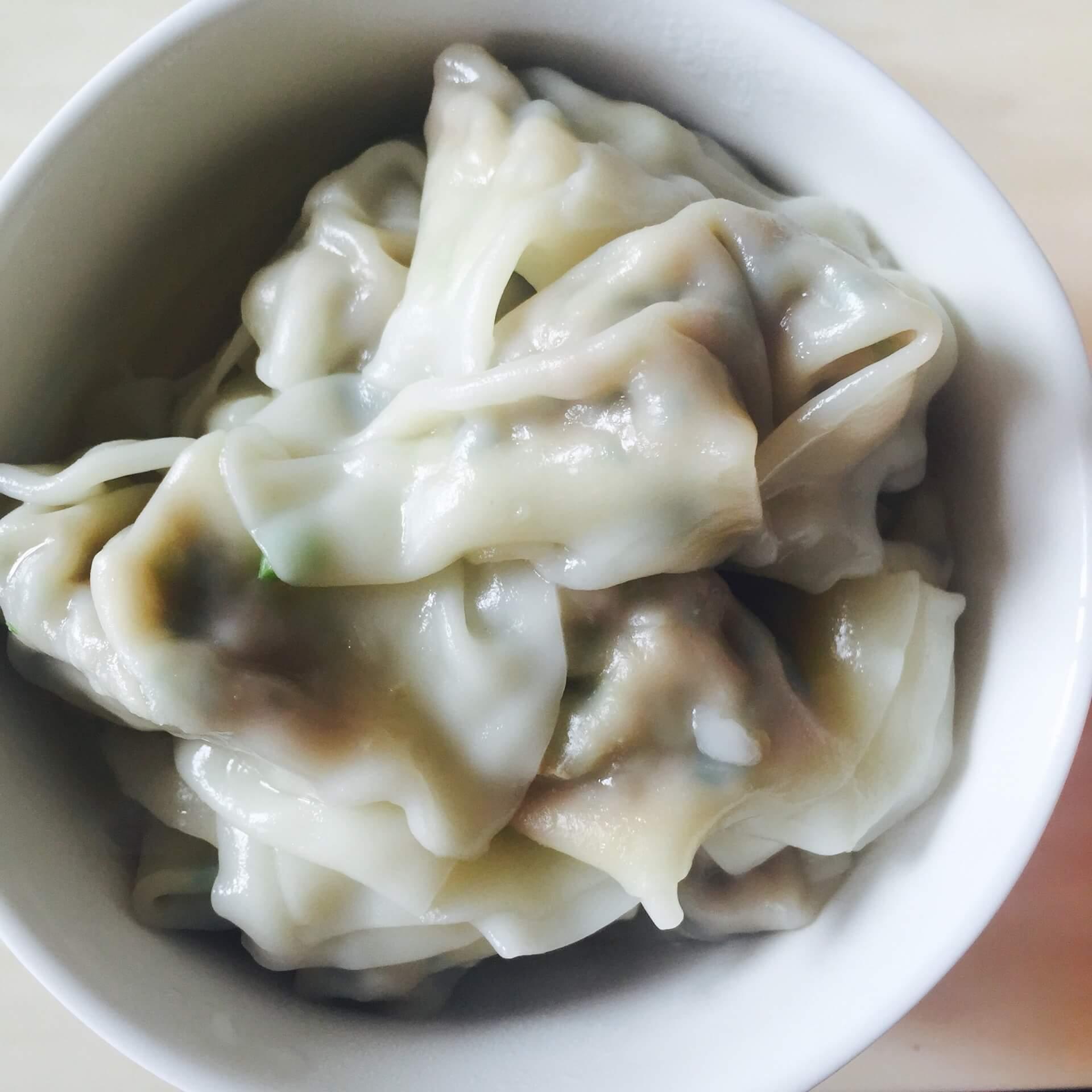 猪肉芹菜水饺馅的做法