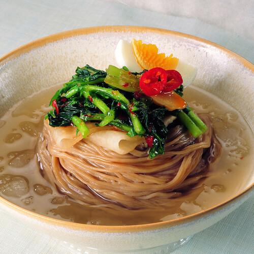 美味朝鲜冷面的做法