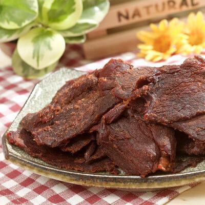 家常干牛肉的做法