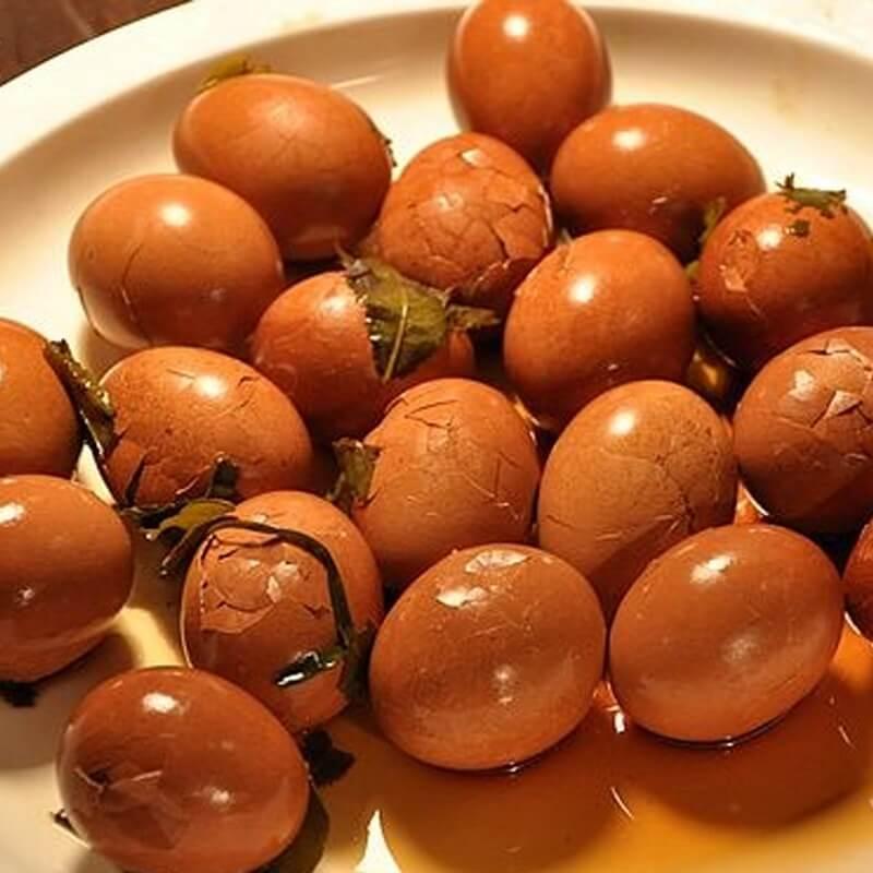 传统茶叶蛋