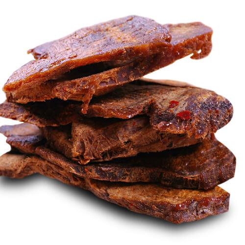 美味的干牛肉的做法
