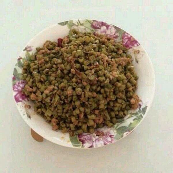 最佳下胃的肉沫酸豇豆的做法
