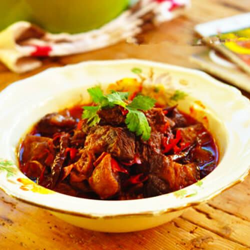 家常川味红烧牛肉的做法