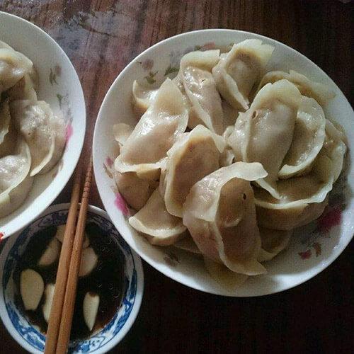 美味玉米猪肉饺子馅的做法