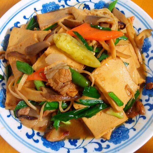 自制泡椒豆腐