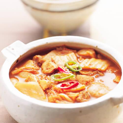 美味韩国泡菜汤的做法