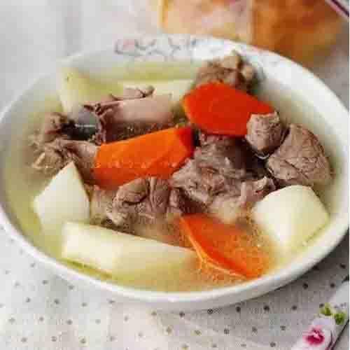 美味冬瓜炖猪肉的做法