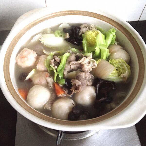 香茅羊肉锅