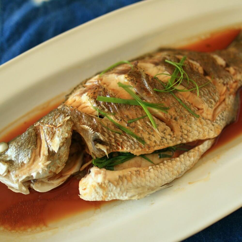 特制鱼清蒸的做法