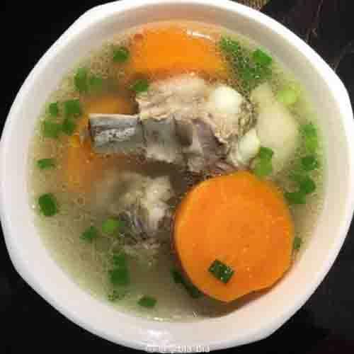 山药鸡肉汤的做法