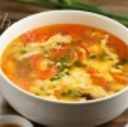 自制西红柿蛋汤