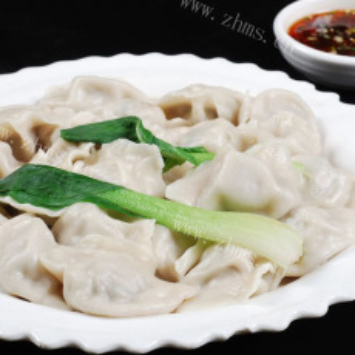 猪肉豆角水饺